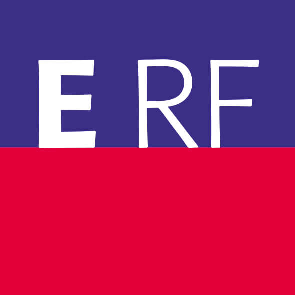 Logo ERF - Evangeliumsrundfunk