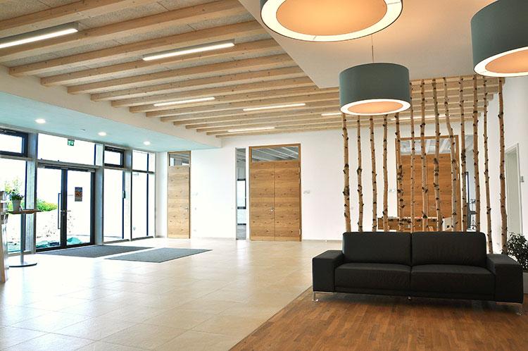 Eingangsbereich und Foyer, feG Coburg