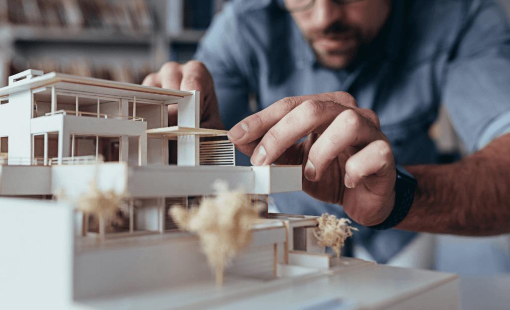 Gebäudemodell erstellen