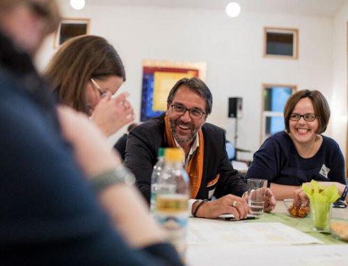 Ideenwerkstatt in Augsburg zum Westhouse-Projekt