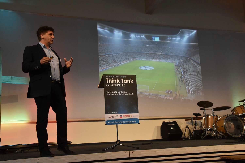 Think Tank, Stefan Vatter