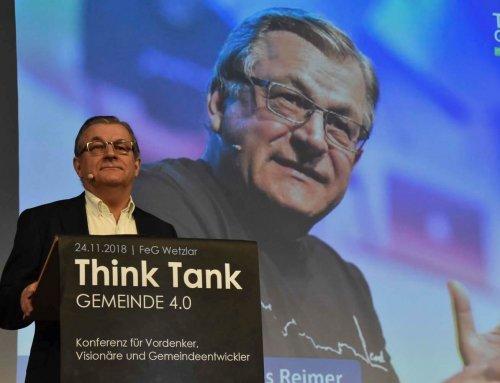 Zukunftskonferenz Think Tank Gemeinde 4.0: Meine persönlichen Highlights